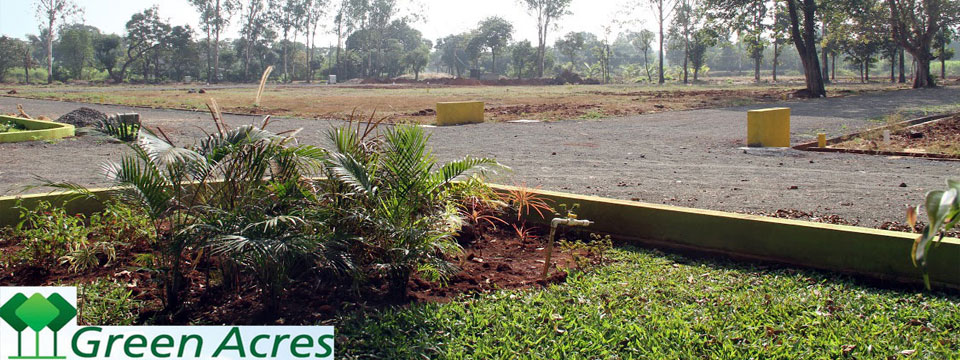 Modern Developed Plots With Pristine Surroundings